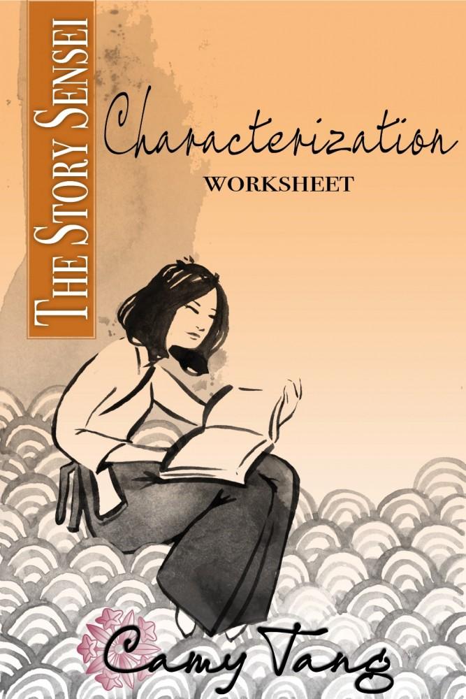 Characterization worksheet – Characterization Worksheet